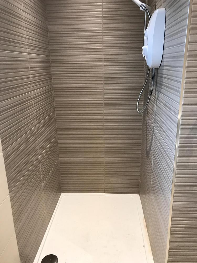"""Good Design in A Small Bathroom"""